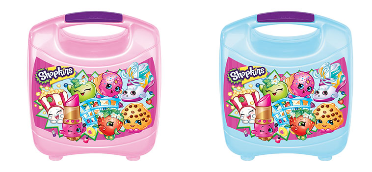 New Shopkins Lunchboxes Coming Soon!